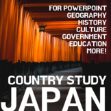 Japan Lesson: Geography, History, Culture, Government Powe