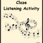 Je veux song by Zaz Cloze listening activity