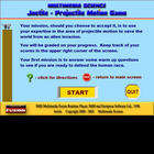 Jectile Game & Materials - Site License