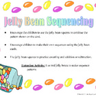 Jelly Bean Color Sequencing, Patterns