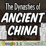Jigsawing the Dynasties of Ancient China -  The Han, Qin,