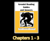 John Gardner's Grendel Guided Worksheet Chapters 1-3