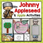Johnny Appleseed & Apple FUN! {Writing, Math, Science}