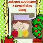 Johnny Appleseed Craftivity Pack!