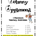 Johnny Appleseed (Harcourt)