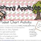 Johnny Appleseed Pocket Chart Poem Set with Printable Reader