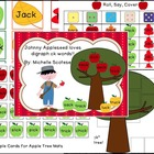 Johnny Appleseed loves digraph ck words!