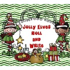 Jolly Elves Roll and Write