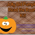 Jolly Old Jack-O-Lantern Read the Room Kit: Long O