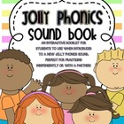 Jolly Phonics Sound Book WITH ACTION SYMBOL PICTURES