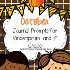 Journal Prompts: October Set
