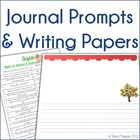 Journal Prompts & Papers
