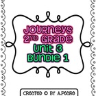 Journeys 2nd Grade- Unit 3 BUNDLE #1
