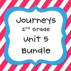 Journeys 2nd Grade Unit 5 BUNDLE