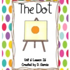 Journeys First Grade The Dot Unit