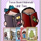 Journeys Grade One...Focus Wall Bundle...Unit Two