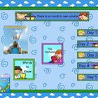 Journeys Kindergarten smartboard lesson Unit 3 Lesson 15
