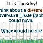 Journey's Lesson 20 Little Rabbit's Adventure PowerPoint