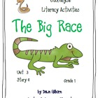 Journeys®  Literacy Activities - The Big Race- Grade 1