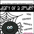 Journeys Reading Series- Diary of a Spider Unit 1, Lesson 4