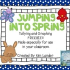 Jumping Into Spring FREEBIE!