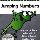 Jumping Numbers A Common Core Game about Place Value