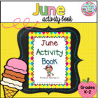 June Activity Book