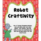 June Robot Craftivity
