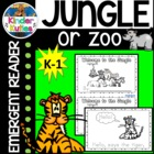 Jungle Mini Book
