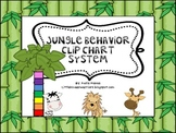 Jungle  Theme Complete Clip Chart System