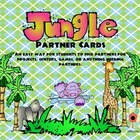 Jungle Theme Partner Cards