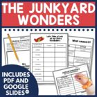 Junkyard Wonders by Patricia Polacco Guided Reading Unit