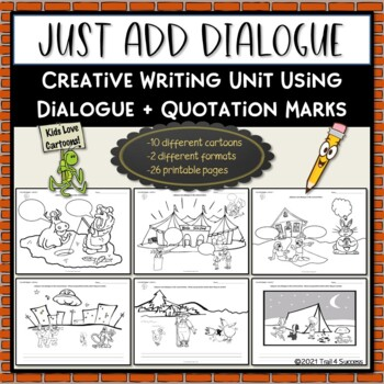 creative writing dialogue exercise Back to top story starters and ideas for creative writing dialogue exercises are a great way to strengthen your ability to listen to your characters.