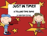 Just in Time!! A Telling Time Game