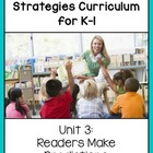 K-1st Reading Comprehension Unit 3:  Readers Make Predictions