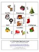 K-2 Christmas Magic Square FREEBIE