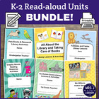 K-2 Response Activity Booklet and Lesson Plan Units BUNDLE