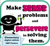K-5 Common Core Posters: Standards for Mathematical Practice