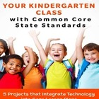 KEY TO ALIGNING KINDERGARTEN CLASS WITH COMMON CORE STATE