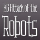 KG Attack of the Robots Font: Personal Use