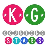 KG Counting Stars Font: Personal Use