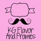 KG Flavor and Frames Font: Personal Use