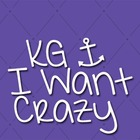 KG I Want Crazy Font: Personal Use