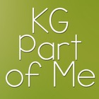 KG Part of Me Font: Personal Use
