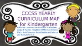 KINDERGARTEN CURRICULUM MAP- ALL SUBJECTS