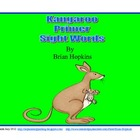 Kangaroo Themed Primer Sight Words