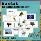 Kansas Day Booklet Blank Lines
