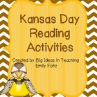 Kansas Day Reading Activities With Evidence Based Passages FUN!!!