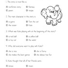 Kate's Game Comprehension Test