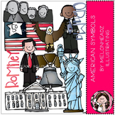 Katie's American symbols combo pack by melonheadz